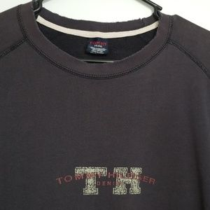 Tommy Hilfiger Sweaters - Vintage Tommy Jeans Sweater Distressed XL